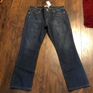 Cabi The Straight Austin Wash Jeans NWT